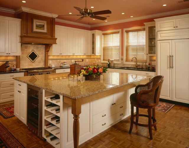 Center Islands For Kitchens And Dining Rooms