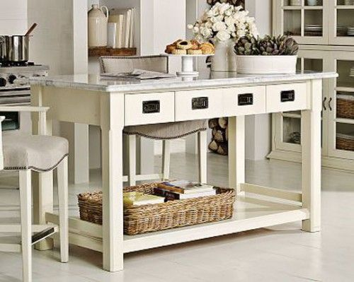 Photo Gallery Of The Affordable Kitchen Islands For People With Low Incomes
