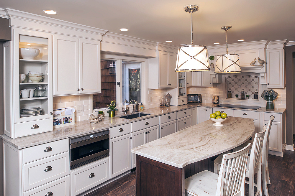 Center Island Kitchen Lighting