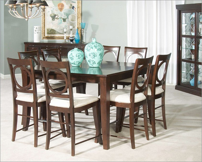 cheap extendable dining table sets modern kitchen furniture photos