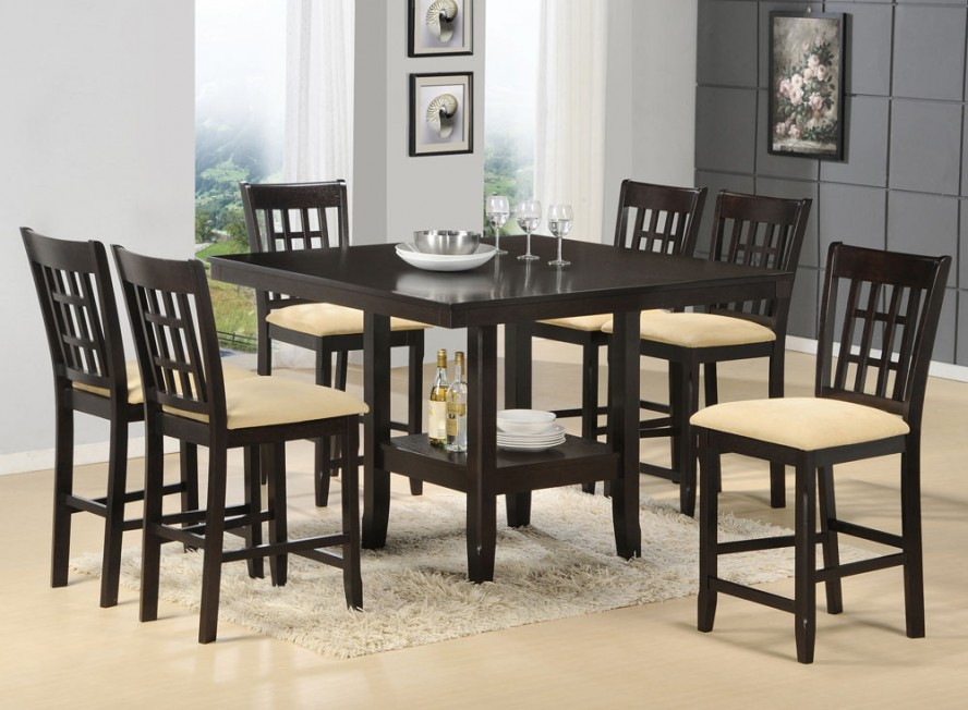 Cheap Dining Room Sets For 6 : Modern Kitchen Furniture Photos, Ideas U0026  Reviews