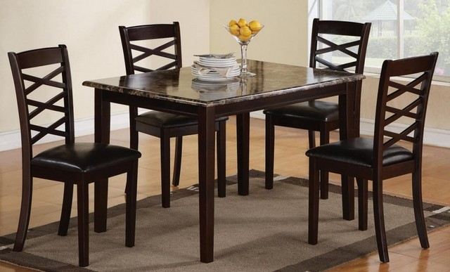 cheap wooden dining sets