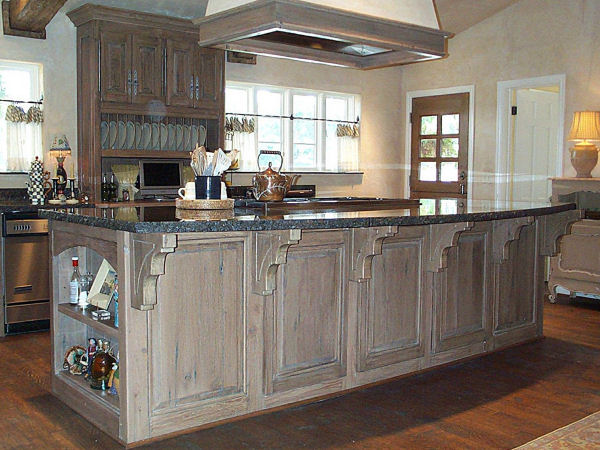 Custom Made Kitchen Islands Photos