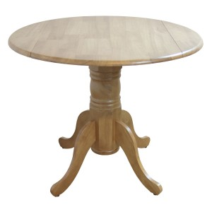 drop leaf round dining room tables