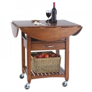 eva kitchen cart storage