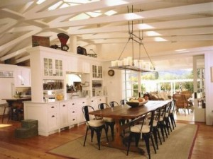 farmhouse kitchen table reviews