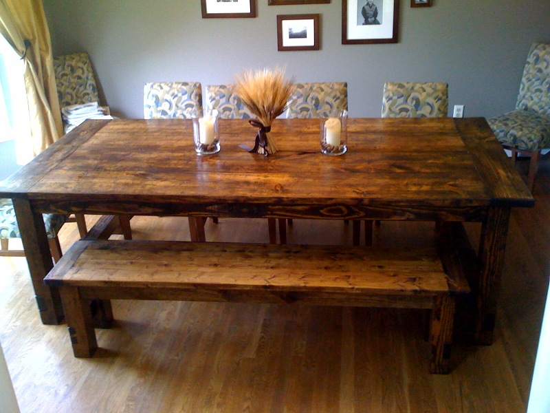 Farmhouse kitchen table with chairs modern kitchen furniture farmhouse kitchen table with chairs modern kitchen furniture photos ideas reviews solutioingenieria Gallery