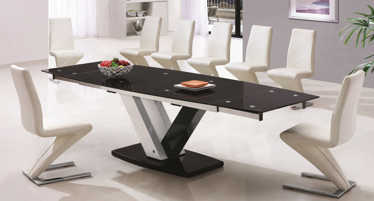 10 Seat Dining Tables For Big And Friendly Gatherings