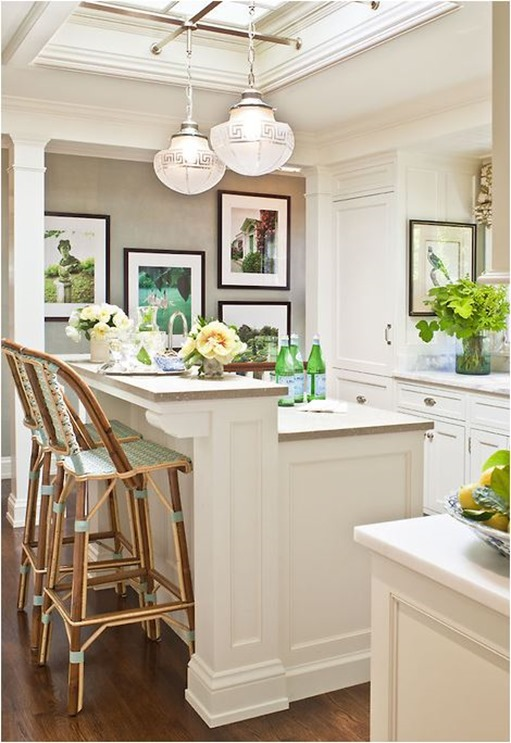 What Height Bar Stool For Kitchen Island