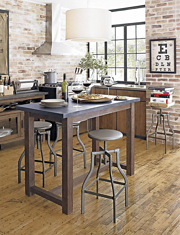 Tall Kitchen Table And Chairs High kitchen tables for tall and not very tall people modern high kitchen tables for tall and not very tall people modern kitchen furniture photos ideas reviews workwithnaturefo