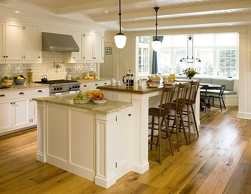 how to make a kitchen island with stock cabinets : Modern Kitchen ...