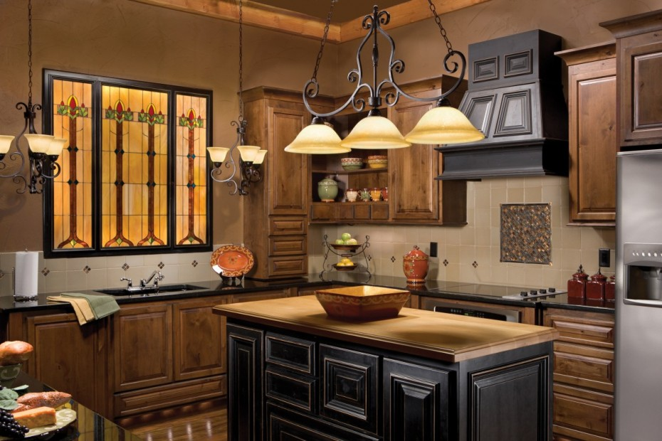 Unique Lighting For Kitchen Island : Modern Kitchen Furniture Photos, Ideas  U0026 Reviews