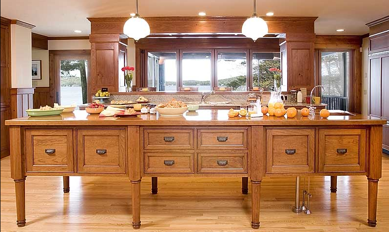 Photo Gallery Of The Discount Kitchen Islands For Those Who Want To Save  Money