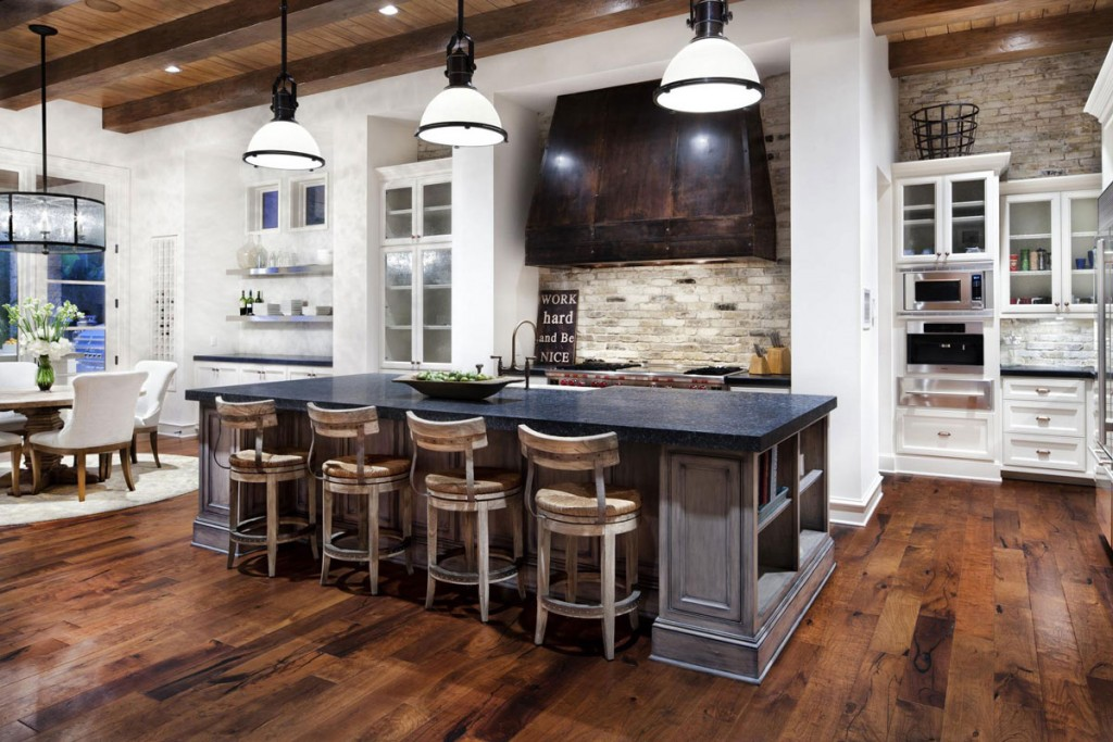 kitchen bars with columns : Modern Kitchen Furniture Photos, Ideas ...
