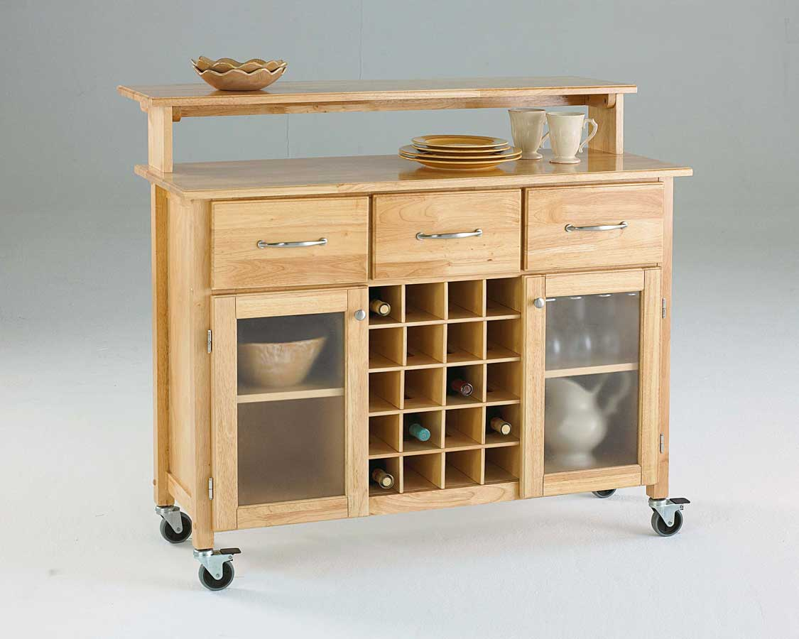 What are the advantages of kitchen table cart | Modern ...