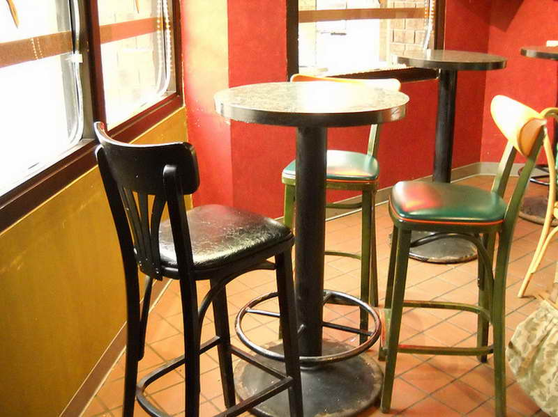 Kitchen High Top Tables And Chairs