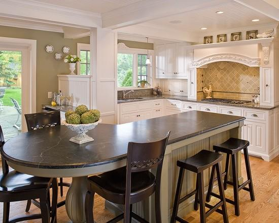 Kitchen Island With Seating For Ideas Wow Blog - Kitchen islands with seating for 4