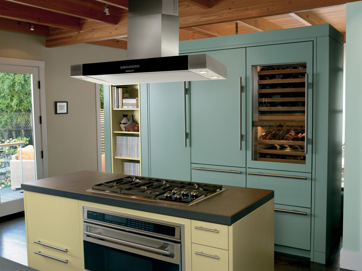 kitchen island with cooktop ideas : Modern Kitchen Furniture Photos ...