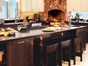kitchen islands with seating designs