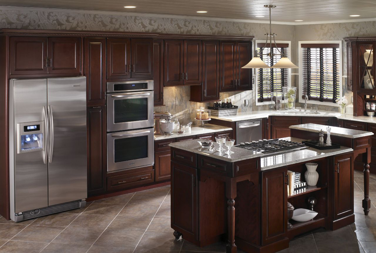Kitchen Islands With Stove Built In Modern