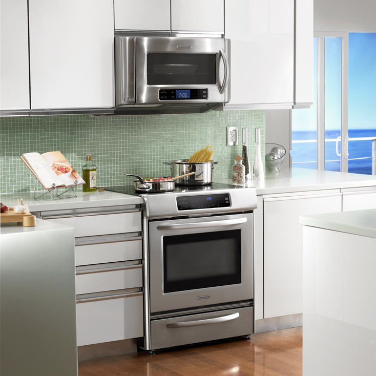 Kitchenaid Microhood what are kitchenaid microwaves and what customers think about them