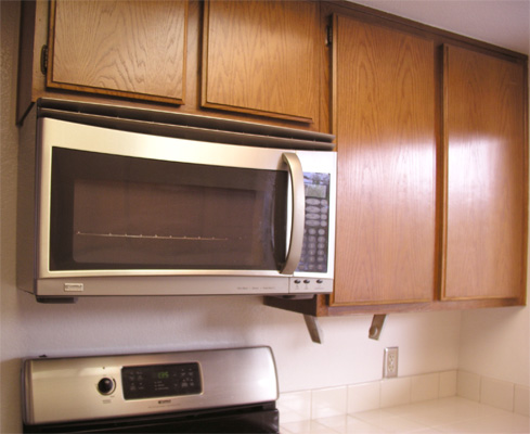 Microwave clearance for those who have no money in their ...