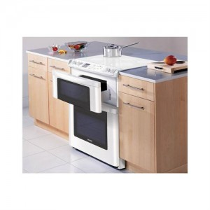 microwave drawer range