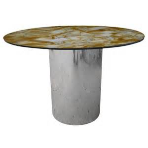 modern dining table marble top