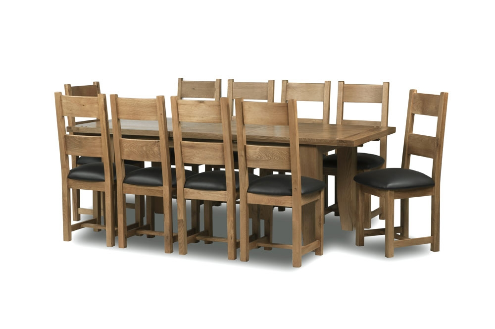 Dining Room Table Seats 10 Dining Room The 1000 Images About Dining ...