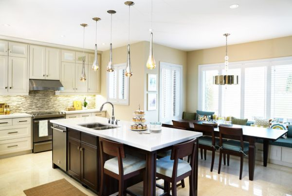Pendant Lighting For Kitchen Island Height