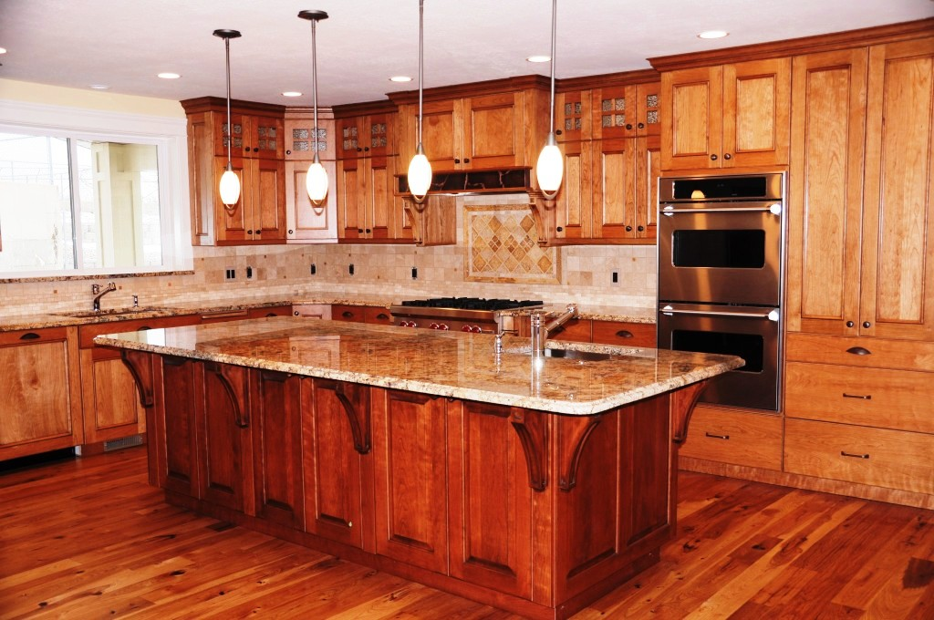 photo gallery of the cherry wood kitchen islands for incredibly stylish kitchens - Kitchen Island Cabinets