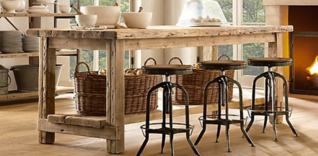 few reclaimed kitchen island ideas modern kitchen furniture
