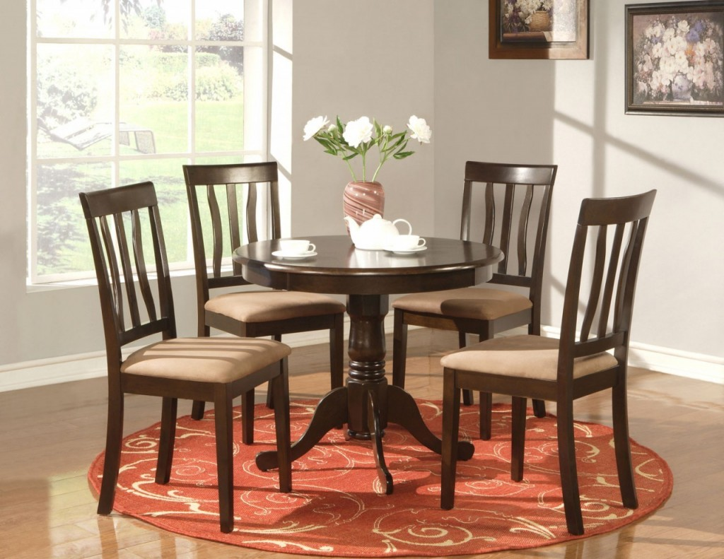 Round Kitchen Table For Eight