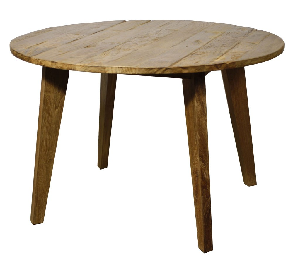 ... Round Kitchen Tables Rustic ...