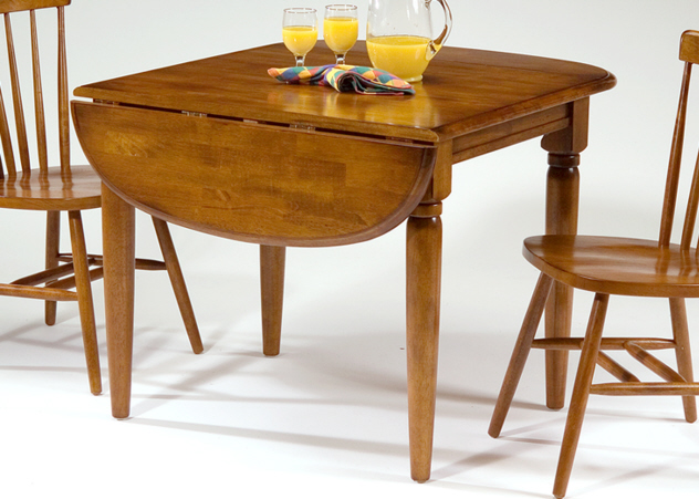 Photo Gallery Of The Best Drop Leaf Dining Tables