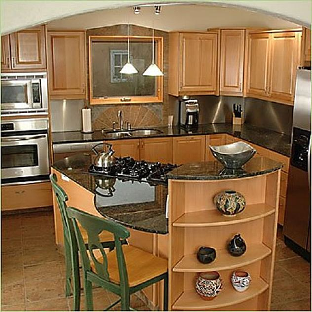 Photo Gallery Of The Narrow Kitchen Islands For Small Kitchens Part 72