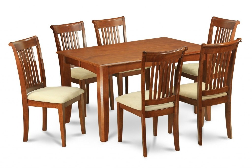 square kitchen table with  chairs  Modern Kitchen Furniture