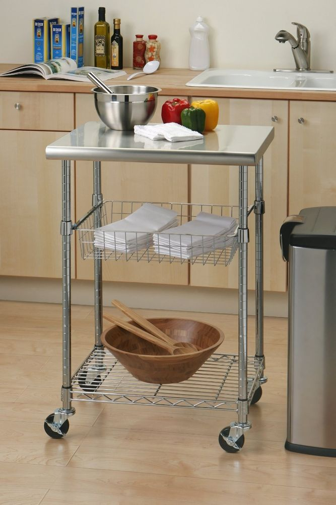 stainless steel kitchen utility table modern kitchen furniture