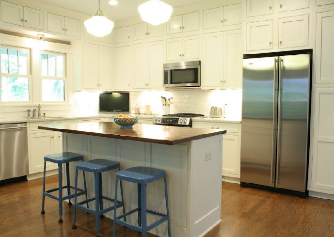 photo gallery of the cheap and chic stools for kitchen island