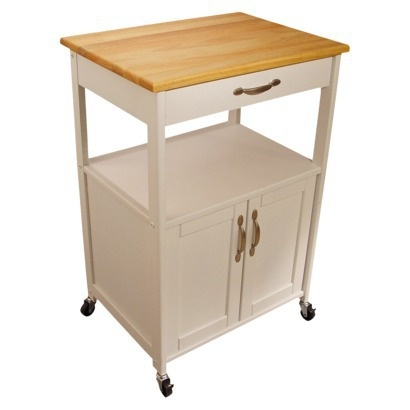 Get a target kitchen island and make your kitchen look adorable ...