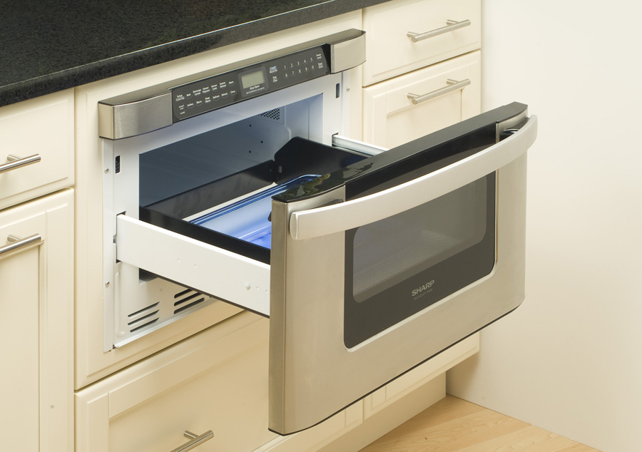 Photo Gallery Of The What Is A Under Counter Microwave And How To Utilize It In Kitchen