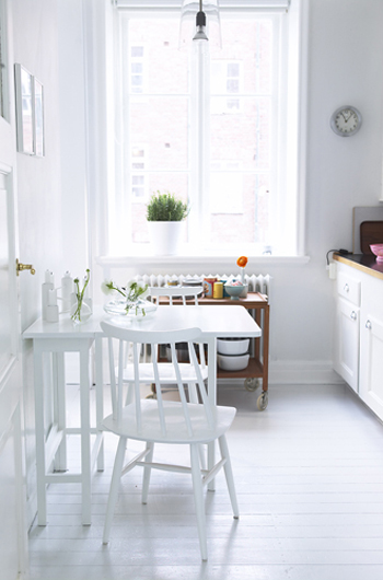 Used White Kitchen Tables