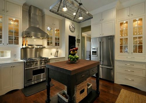 Contemporary furniture stores kitchen islands for stylish houses and apartments