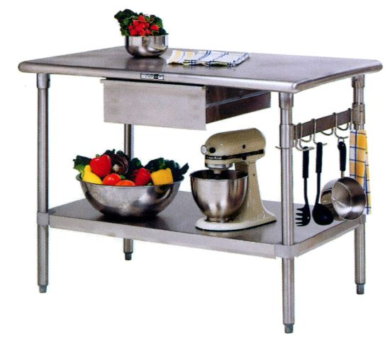 Furniture for kitchen John Boos kitchen islands for stylish houses and apartments