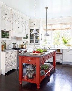 Ideas for kitchen John Boos kitchen islands for stylish houses and apartments