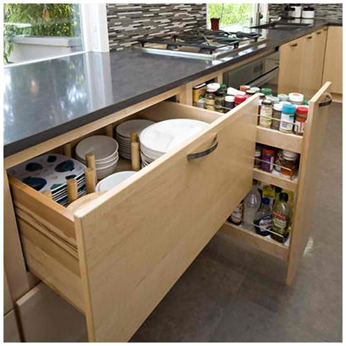 AMAZING SMALL KITCHEN CABINET FITTINGS. Interior Design Inspirations for Small Houses