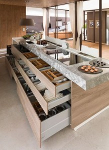 Choosing the kitchen furniture Functional Contemporary Kitchen Designs kitchen ideas gallery