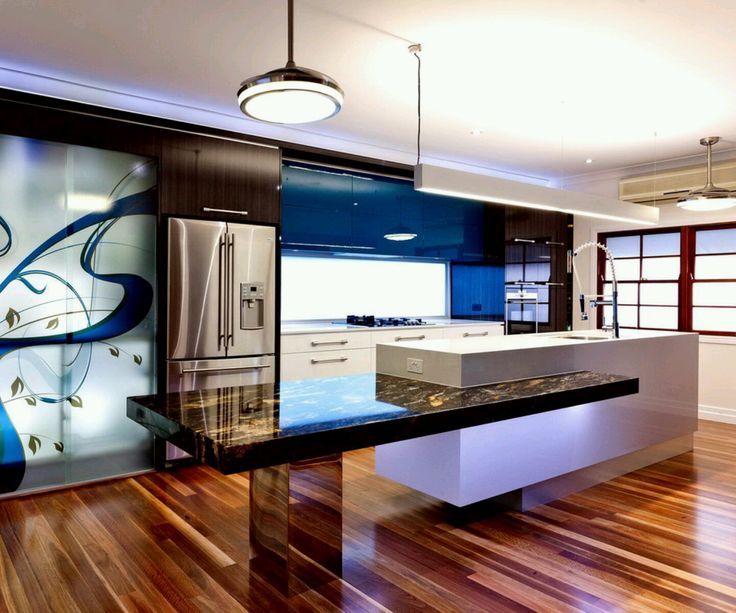 Contemporary small kitchen designs Contemporary Kitchen Cabinet design