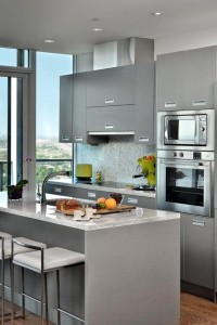 Contemporary small kitchen designs Pictures, Decor and Ideas