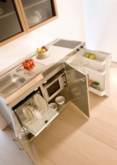 Make Space For Two Dishwashers 7